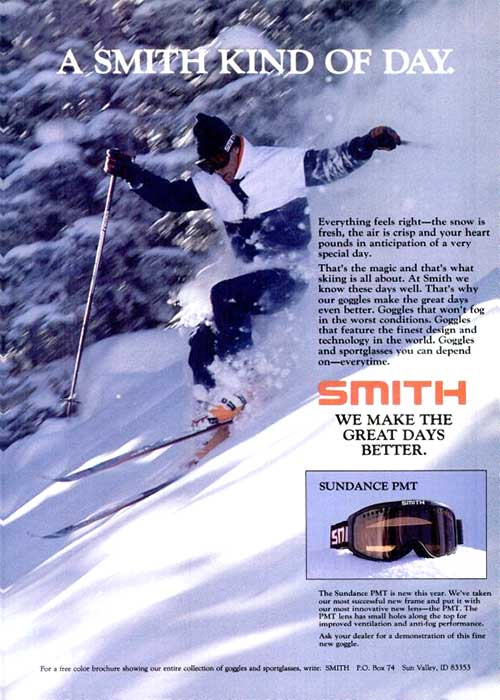 28278708b4 The Smith Sundance PMT